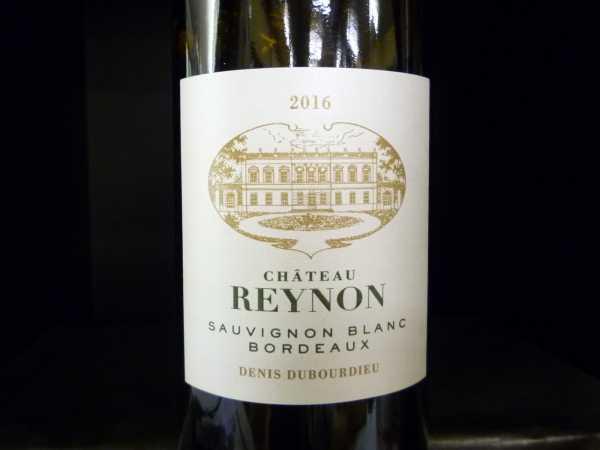 Chateau Reynon Sauvignon blanc 2016