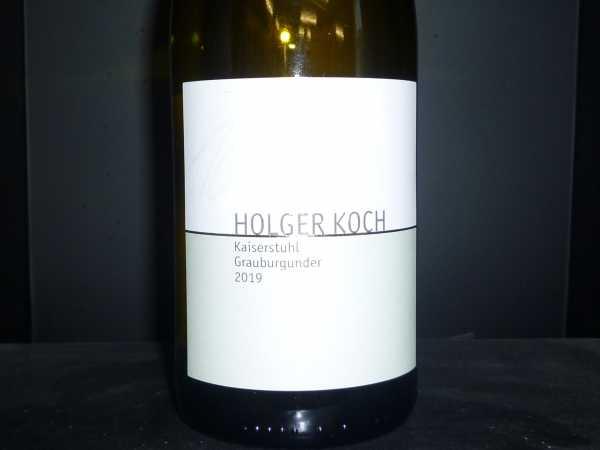 Holger Koch Grauburgunder Kaiserstuhl 2019