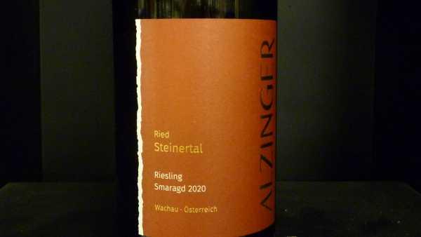 Alzinger Riesling Smaragd Steinertal 2020