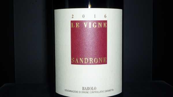 Sandrone Luciano Barolo Le Vigne 2017