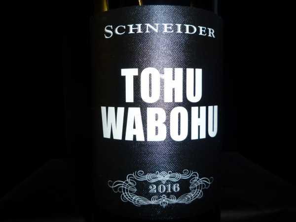 Schneider Markus Tohuwabohu Cabernet-Sauvignon Ellerstadt 2017