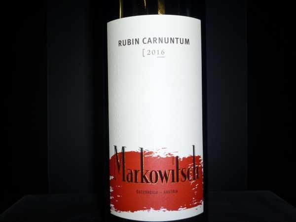 Markowitsch Rubin Carnuntum 2016