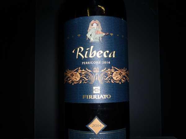 """Firriato """"Ribeca"""" Perricone Sicilia DOC 2014"""