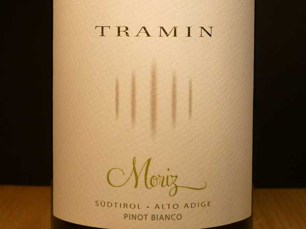 Kellerei Tramin Moriz Pinot Bianco 2018