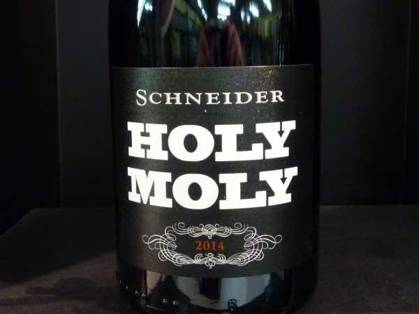 "Schneider Markus ""Holy Moly"" Syrah trocken 2014"