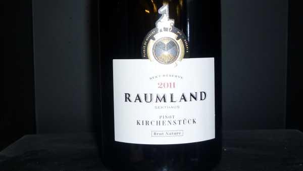 Raumland Pinot Kirchenstück Réserve Brut Nature 2011