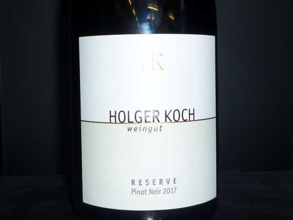 Holger Koch Pinot Noir Reserve 2017