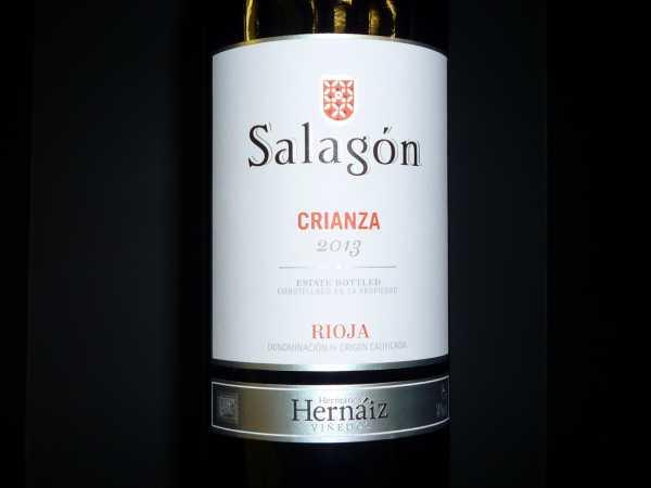 Salagon Rioja Crianza 2013