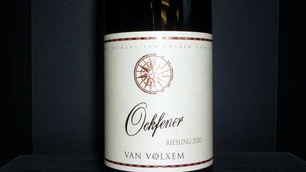 Van Volxem, Ockfener Riesling (feinherb) 2020