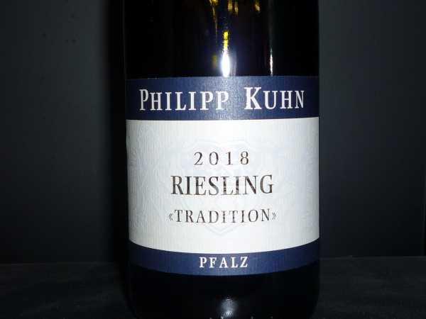 Philipp Kuhn Riesling Tradition trocken 2018