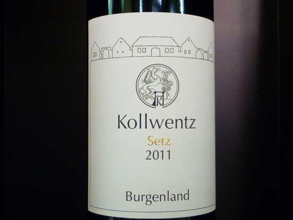 Kollwentz Blaufränkisch Setz 2012