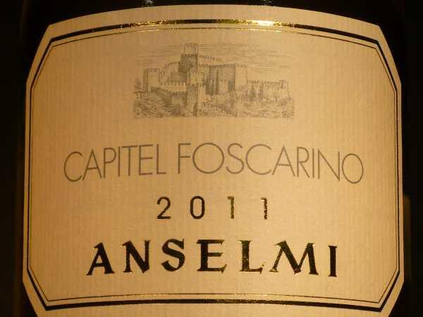 Anselmi Capitel Foscarino Veneto bianco 2016