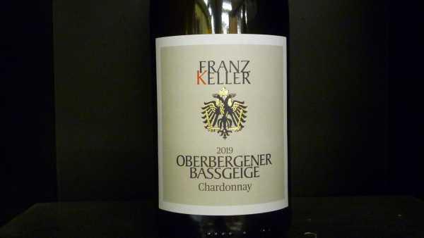 Franz Keller Oberbergener Bassgeige Chardonnay VDP Erste Lage 2019