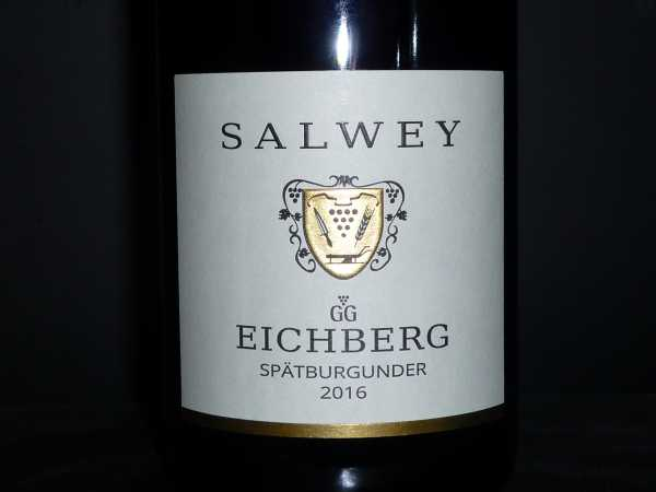 Salwey Eichberg Spätburgunder G.G. 2016