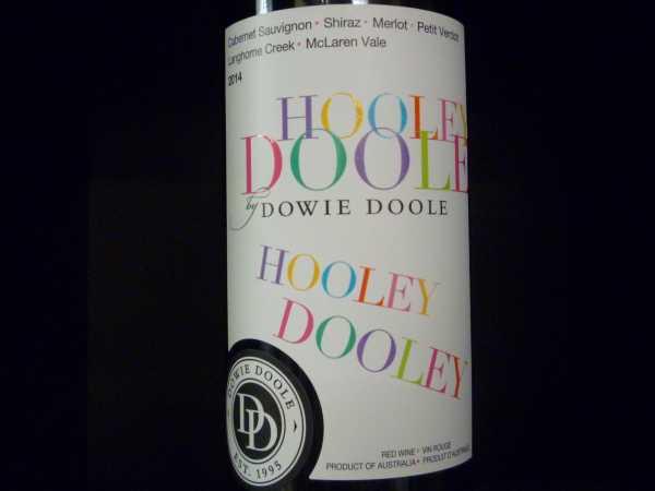 Dowie Doole Hooley Doooley 2014