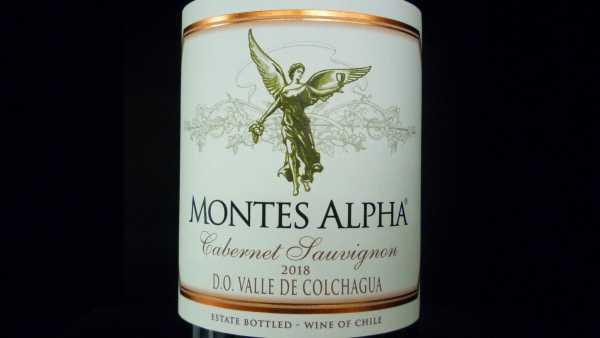 Montes Alpha Cabernet-Sauvignon 2018