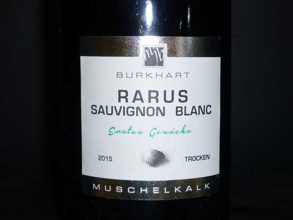 Mario J. Burkhart Sauvignion blanc 1 Gew. Rarus 2015