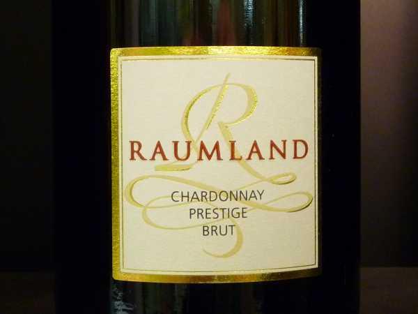 Raumland Chardonnay Prestige Brut 2009
