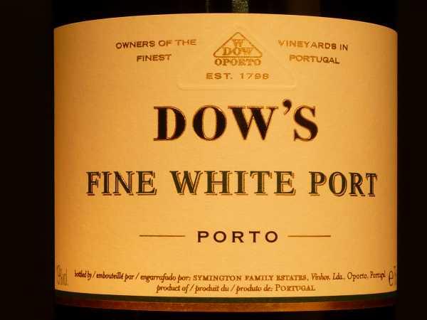 Dow´s Fine White Port