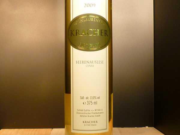 Kracher Beerenauslese Cuvee 2016