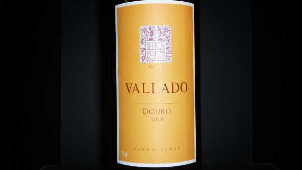 Quinta do Vallado Tinto Douro 2016 -Restmenge-