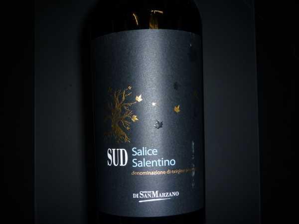 San Marzano SUD Salice Salentino IGP 2020
