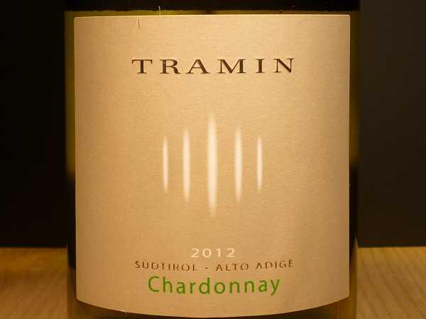 Kellerei Tramin Chardonnay 2018