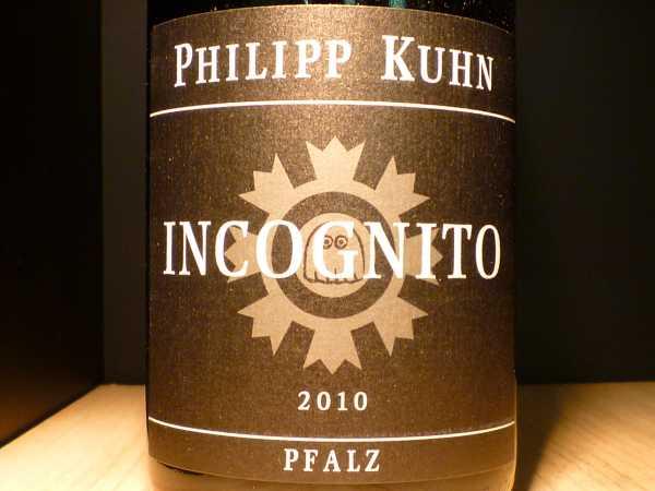 Philipp Kuhn Incognito 2016