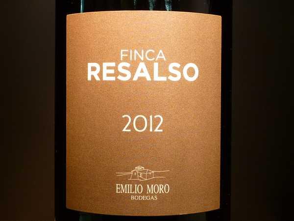 Emilio Moro Finca Resalso 2016