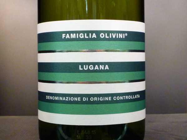 Lugana Famiglia Olivini DOC, 2018