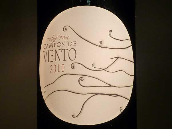Campos de Viento Old Vine Tempranillo La Mancha DOP 2014
