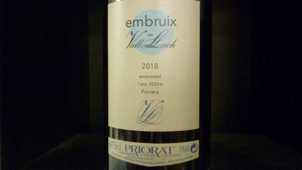 Vall Llach Embruix Priorat 2018