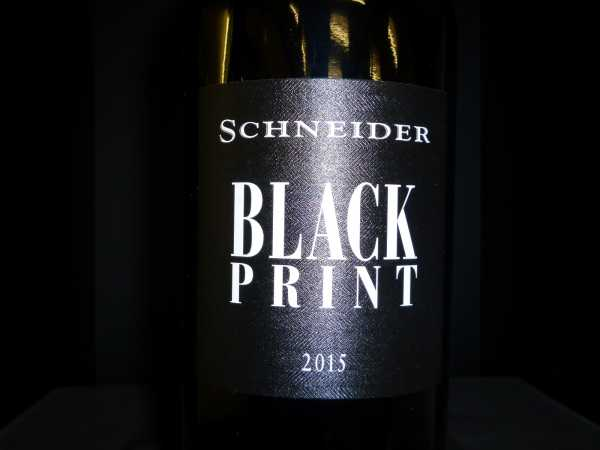 Schneider Markus Black Print Ellerstadt 2017