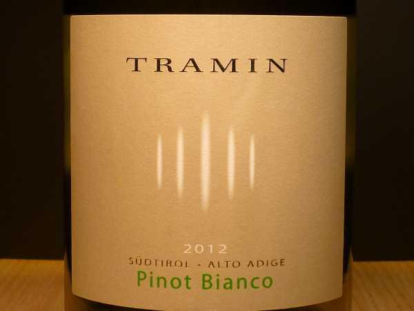 Kellerei Tramin Pinot Bianco 2018