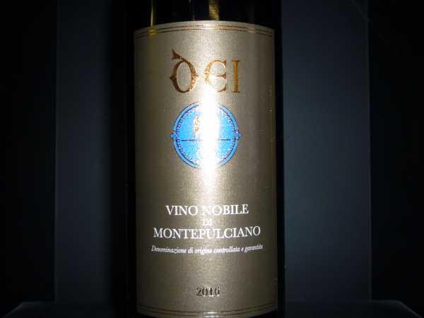 Dei Vino Nobile Montepulciano 2016