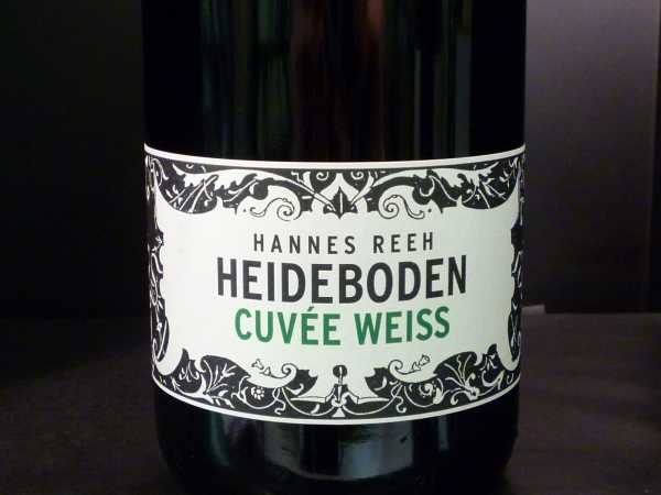 Hannes Reeh Heideboden Cuvèe Weiss 2017