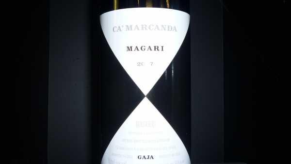 Gaja Magari Ca Marcanda Toscana IGT 2017