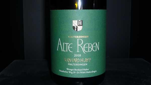 Bernhard Huber Chardonnay Alte Reben trocken 2018 Malterdingen Baden