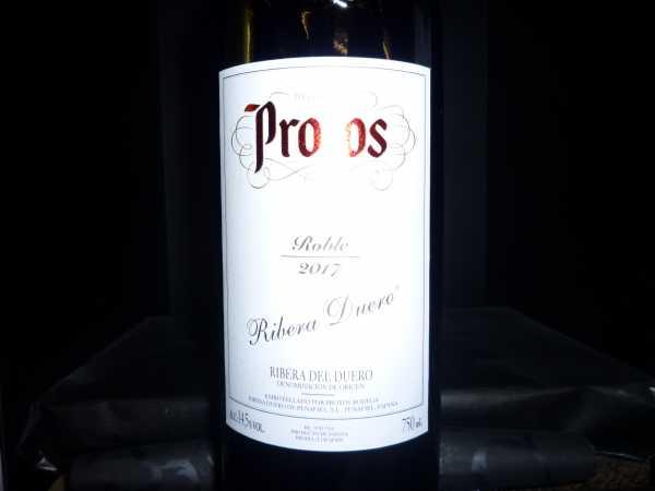 Protos Roble DO 2017