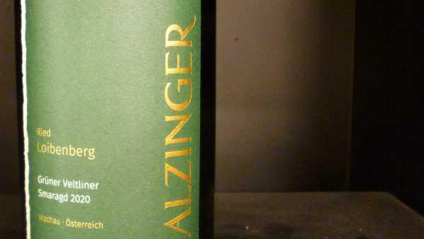 Alzinger Loibenberg Grüner Veltliner Smaragd 2020