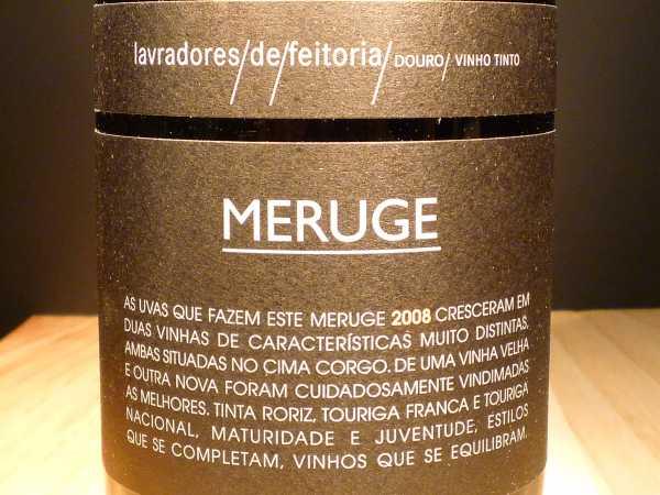 Lavradores de Feitoria Meruge Douro 2015