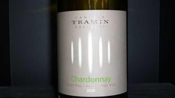 Kellerei Tramin Chardonnay 2020