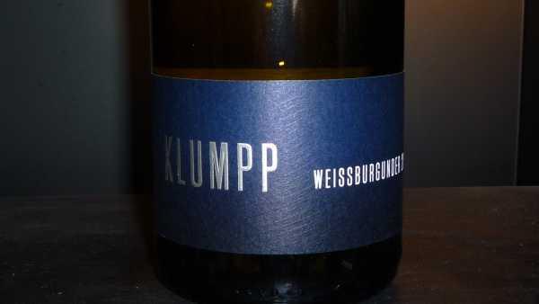 Klumpp Weissburgunder 2019