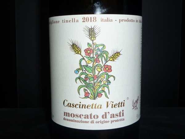 Moscato d'Asti Vietti 2018 0,375