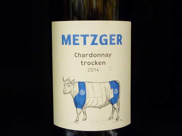 Metzger Chardonnay 2018