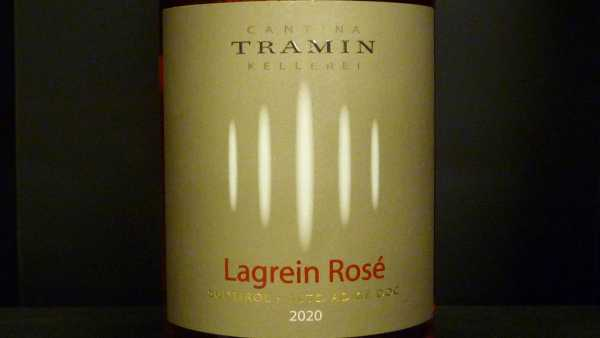 Kellerei Tramin Lagrein rosé 2020