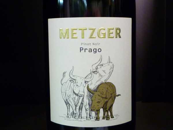 Metzger Prago Pinot Noir 2014