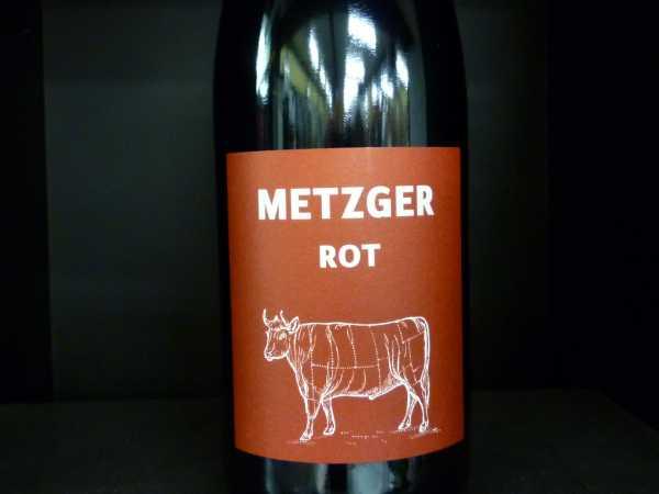 Metzger Rot 2018