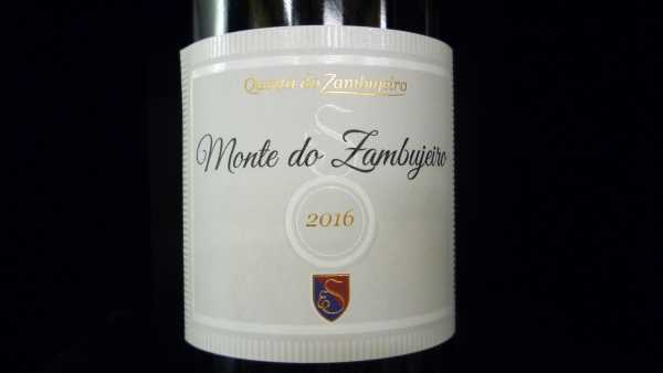 Quinta do Zambujeiro Monte do Zambujeiro 2016