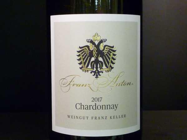 Franz Keller Chardonnay Franz Anton 2018